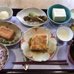 三良坂地豆腐処 豆遊 - 彩膳