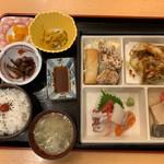 稚内グランドホテル - 和食膳