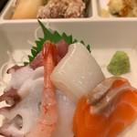 稚内グランドホテル - お刺身