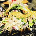 Dining kaze 池袋の風 - 秋刀魚のカルパッチョ