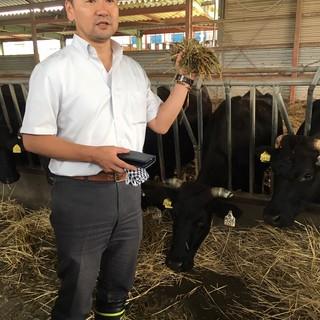 世界に誇る『赤城和牛』群馬県鳥山畜産。生産者の想いを伝えます
