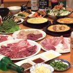 韓国屋台料理 とらじ - 料理写真: