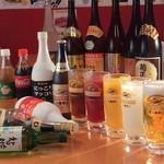 韓国屋台料理 とらじ - ドリンク写真:
