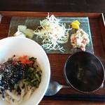 茶房 小園 - 料理写真:ピビゴセット 1000円(税込)