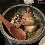 和みだいにんぐ 亜蔵 - 揚げ出汁豆腐