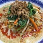 点点 - 肉野菜担々麺