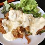 魚とん - 料理写真:チキン南蛮