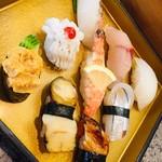 寿司一作 - 料理写真: