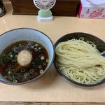 三谷製麺所 - つけめん(大盛)