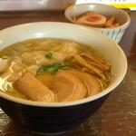 らーめん 三福 - 料理写真:ツーショット