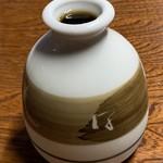 惣六やまと茶屋 - そばつゆ