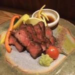肉料理 肉の寿司 okitaya - 料理写真: