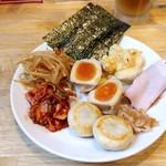 福島壱麺 - あてもり