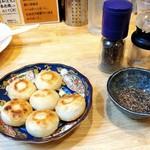 福島壱麺 - 餃籠包