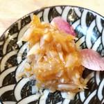 福島壱麺 - 梅水晶