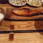 海山 - ぶりの照り焼き定食