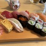 江戸前鶴鮨 - 料理写真: