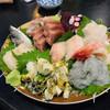 鈴女 - 料理写真:刺身盛り合わせ2〜3人前