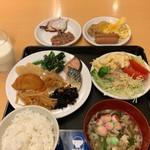 稚内グランドホテル - 朝食バイキング