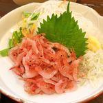 角山水産 - 料理写真:生桜えび 質も量も良い
