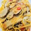 オステリア ウーヴァ - 料理写真:イタリアのキノコの王様【ポルチーニ茸】秋のフレッシュポルチーニは期間限定なので、黒板メニューにあるときはぜひご賞味ください♪