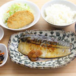 レストラン 時之栖 - 料理写真:鯖煮定食