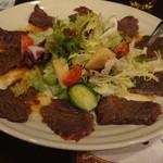 TAKEO - 牛肉のたたき