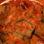 福亭 - 海鮮チヂミ