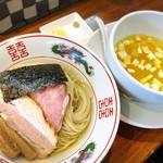 116720118 - 昆布水つけ麺(塩)