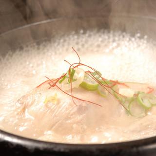 コレぞ!参鶏湯-サムゲタン-薬食同源・美容健康・味も抜群!