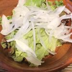 古民家個室の鶏酒場 ハングリーチキン - サラダ