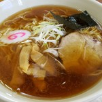 川越大勝軒 - 料理写真:中華麺(中盛り)
