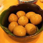 八郎酒場 - うずらの卵
