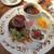 レストランオリーブ - 料理写真:肉料理中心のAセットの盛り合わせ