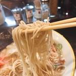 116731348 - 細麺ストレートカタ♪