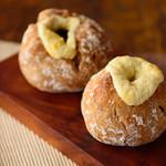 3種チーズの胡桃パン