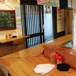 京橋酒場 - 店内