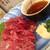 国産肉と糸島野菜を使った店 焼鳥居酒屋 英 - 料理写真:馬刺し!!