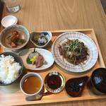 SHARI - 国産牛香味焼き(税込み1650円)