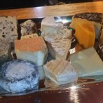 チーズ料理×ワインブッフェ シャンブレ - チーズプラトー19.10.1~