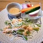 11674213 - 前菜(本日のお野菜)