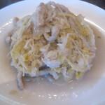 菊華飲茶館 - 16.酸菜と豚肉炒め