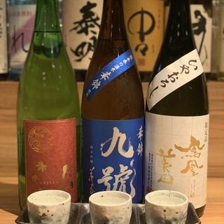 ★★秋の贅沢★★季節限定の日本酒『ひやおろし』入荷しました!
