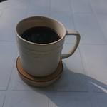 駅舎cafe ホロカ - コーヒー