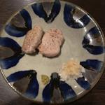 鉄板焼さわふじ - やんばる島豚のソテー