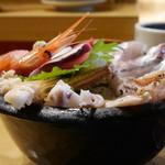 いきいき亭 - イキイキ亭丼