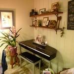 リバーカフェ - 電子ピアノ