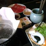 11675925 - しゃぶしゃぶ付き弁当(のしゃぶしゃぶのみ)2,000円