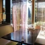 11675944 - 高島屋ご自慢の「屋上ガーデン」もチラチラと・・・