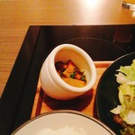 獅子丸 - ★★★★小鉢が可愛い。味は普通なのに美味しく感じる。